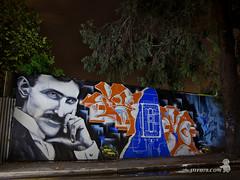 Tesla (photon vandal) Tags: light lightpainting night painting graffiti vandalism adelaide southaustralia lightgraffiti photon graffitiatnight photonvandalism