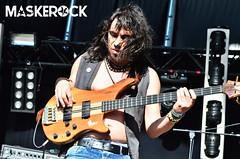 Ciclonautas # Viña Rock 2014