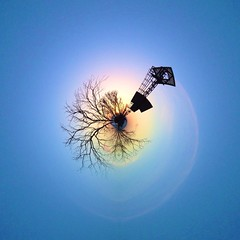 Sunset Madness Universe (inca789) Tags: sunset malmö habour öresund oeresund livingplanet crazysunset