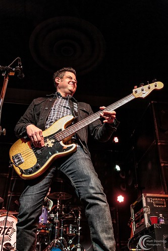 Better Than Ezra - November 14, 2014 - Sioux City