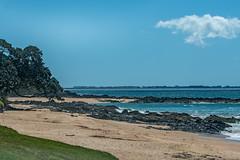 Cable Bay (fotofrysk) Tags: trees newzealand beach sand northisland northland doubtlessbay rockes cablebay nikond7100 201411091476