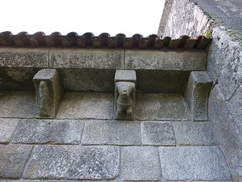 Iglesia del Salvador - Canecillos 2