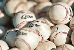 BALLS (Sign-Z) Tags: japan ball nikon baseball miyazaki  d4  70200mmf28gvr nichinan hiroshimatoyocarp   afsvrnikkor70200mmf28ged