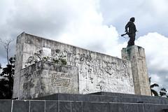 CubaMausoleeChe_20141231_006 (bourjean29) Tags: canon cuba ile revolution canon5d che cheguevara fidelcastro caraibes mausolee cespedes jeanbourgeois