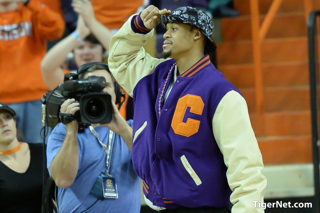Clemson Photos: kjmcdaniels, 20142015, Basketball