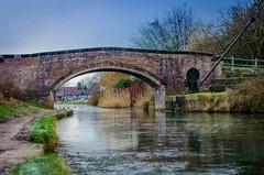 Borrow's Brodge Bridgewater Canal (TeeHTravel) Tags: bridge water canal cheshire local bridgewater runcorn bridgewatercanal