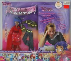 WITCH Taranee Mini Halloween Party doll (The Stars In The Sky1) Tags: party halloween doll witch mini giochi preziosi taranee
