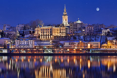 Поглед на стари Београд, реку Саву и Саборну Цркву (TIM BRUENING · PHOTOGRAPHY) Tags: serbia save moonlight bluehour belgrade beograd sava belgrad blauestunde cathedralchurch serbien flickraward oldbelgrade staribeograd canon5dmarkii саборнацрква flickrtravelaward rememberthatmomentlevel4 rememberthatmomentlevel1 rememberthatmomentlevel2 rememberthatmomentlevel3 rememberthatmomentlevel5 rememberthatmomentlevel6