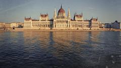 Budapest Parlament (Robin.Benea) Tags: old vintage landscape interesting cityscape fuji budapest fujifilm parlament x20