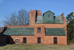 Dorn Mill, cotton gin