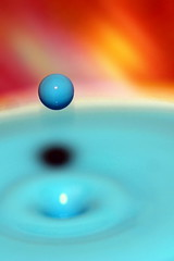Color my drops  (1) (MBM phARTographie) Tags: color macro water milk drops eau paint bokeh couleurs sony sigma peinture lait splash alpha dye makro farbe liquid couleur proxy wassertropfen milch a77 liquide gouttes mbm colorant farbstoff alpha77 mbmphartographie flüssigkeits