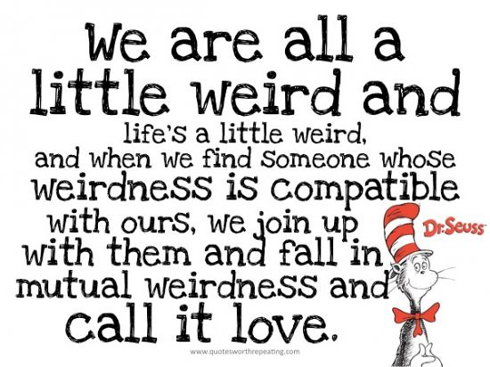 Love Quotes Dr Seuss