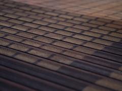 hints of purple (Cosimo Matteini) Tags: wood light london lines pen olympus deck flooring decking m43 mft ep5 cosimomatteini mzuiko45mmf18