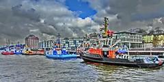 Hamburg (Der Kremser) Tags: travel port germany deutschland spring reisen europe ship ships hamburg eu casio german hafen exilim hdr seaport schiffe deutsch 2012 frhling