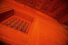 Fatehpur Sikri Palace 143 (David OMalley) Tags: india muslim islam agra palace mosque pilgrimage akbar masjid allah islamic pradesh fatehpur sikri muhammed uttar jama darwaza buland sikari vijaypur