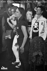 2016 Bosuil-Het publiek bij The Steepwater Band en Ricky Warwick & Damon Johnson 8-ZW