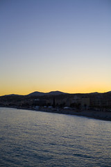Nice Sunset (miketnorton) Tags: sun port nice mediterranean cotedazur yacht sunny yachts ports nicefrance frenchriviera superrich