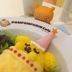 Shhh...he is sleeping! (tiramisu_addict) Tags: toys tokyo vinyl sanrio harajuku minifigs uglydolls wage davidhorvath sunminkim ricepilaf pompompurincafe