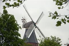 Windmhle Ditzum (willi_bremen) Tags: mhlen mhlenleer windmills windmhle niedersachsen deutschland nikoncoolpixp7700