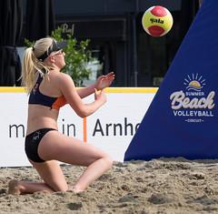 35280975 (roel.ubels) Tags: beach sport arnhem beachvolleyball volleyball volleybal 2016 beachvolleybal eredivisie topsport valkenhuizen