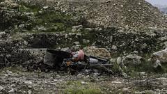 Gerusalemme 2015 - fuoco nella valle del Cedro (Fabrizio Pisoni) Tags: del valle places israele gerusalemme luoghi 2015 terrasanta cedro