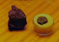 ODCstardust (FolsomNatural) Tags: stardust dailychallenge meteorites odc spacerocks