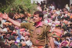Barsana Nandgaon Lathmar Holi Low res (8 of 136) (Sanjukta Basu) Tags: holi festivalofcolour india lathmarholi barsana nandgaon radhakrishna colours