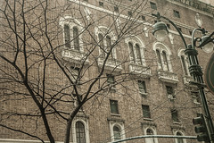 NY (Lucas Lara ph) Tags: street new york ny brooklyn manhattan brigde eeuu logotipodeflickrsihacesclicenl