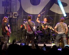 Bush - June 2016 - 11-002 (mastrfshrmn) Tags: show june rock southdakota drums concert bush bass guitar live band singer british campbells 90s siouxfalls gavinrossdale 2016 robingoodridge christraynor coreybritz ribfefst