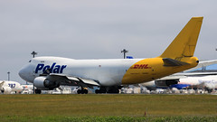 Polar Air Cargo | Boeing747-47UF | N416MC | Tokyo Narita Airport (akg414p010) Tags: canon tokyo po boeing boeing747 narita pac 747400 nrt naritaairport  polaraircargo b744  ef100400mm rjaa   eos7dmark