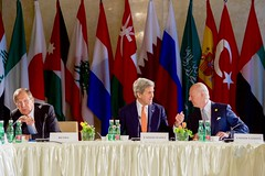 Secretary Kerry Speaks With UN Special Envoy for Syria de Mistura before an International Syria Support Group Meeting in Vienna (U.S. Department of State) Tags: austria russia un unitednations syria johnkerry sergeylavrov issg staffandemistura internationalsyriasupportgroup