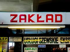 Wrocaw (isoglosse) Tags: sign poland polska schild polen serif wrocaw breslau znak kreska u0141