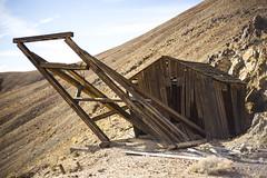 Hoist House (Shutter Theory) Tags: abandoned owensvalley ef50mmf18 oldmine inyomountains inyocounty hoisthouse abandonedcalifornia