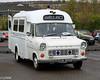 GUW365N Ford Transit/Wadham Stringer body