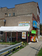 Tamales Y Restaurante Costa Grande (find myself a city (1001 Afternoons in Chicago)) Tags: eastside