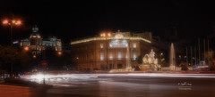 (125/16) Cibeles, la diosa del Real Madrid (Pablo Arias) Tags: pabloarias espaa spain hdr photomatix nx2 photoshop nubes texturas cielo arquitectura diosa cibeles realmadrid madrid