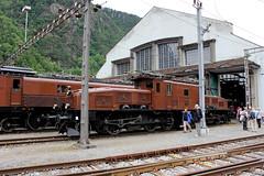 Ce 6/8 II 14253 (ice91prinzeugen) Tags: sbb historic depot schweizer ce ffs 68 lokomotive krokodil 2016 cff gottardo elok erstfeld