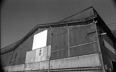 South Bank Normanby Rd 157 Montague Shipping Shed  1982  sheet 07  795 (Graeme Butler) Tags: yarra southmelbourne river industry history heritage design culture church architecture melbourne victoria australia