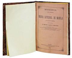 Five Memorabilia of Manila Cathedral and Yglesia de Santa Cruz in Manila (Leo Cloma) Tags: gallery antique auction philippines leon antiques makati cloma