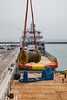 New wire reel & Spooler (SPMac) Tags: new tractor wire crane deck ghana forza service rem slings ssv supply reel lifting maersk takoradi spooler