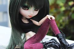 Hayden-Pullip Prunella. (AntoineHyakuya) Tags: doll pullip dollphotography angelicpretty ddalgi