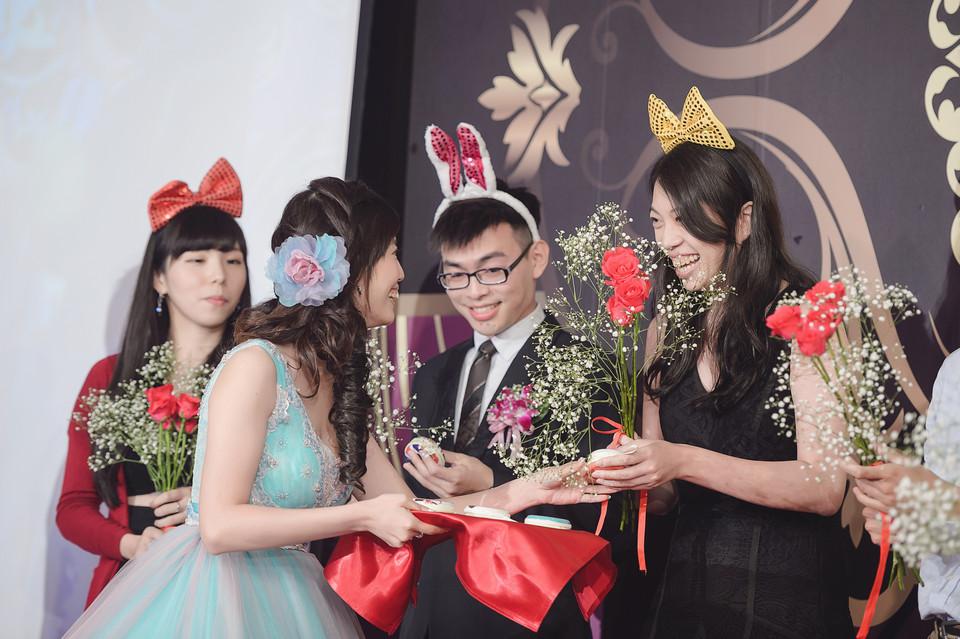婚禮攝影-台南情定婚宴城堡永康館-71