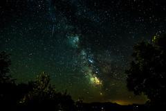 Milky Way (lennart grigoleit) Tags: summer night alpes wonderful way stars bavaria star nacht shooting milky sterne stille milchstrase