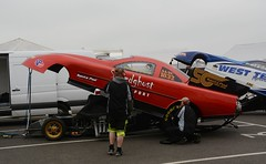 Funny Car (Fast an' Bulbous) Tags: santa england car pits race racecar drag pod nikon automobile track outdoor gimp strip vehicle motorsport dragster funnycar doorslammer d7100