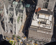 St. Patrick's Cathedral and Saks Fifth Avenue Building, New York City (jag9889) Tags: 2016 20160614 5thavenue aerialview architecture building cathedral church deck departmentstore fifthavenue flagship house manhattan midtown ny nyc newyork newyorkcity observation observatory outdoor rockefellercenter rockefellerplaza romancatholic saks saksfifthavenue skyscraper stpatrickscathedral swissbanktower topoftherock usa unitedstates unitedstatesofamerica worship jag9889