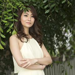 Vietnamese Viet Nam Fashion Model (Hai Tuoi) Tags: vietnamese viet nam fashion model red dress photography nhiep anh