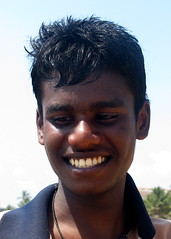 Portrait (IMG_4888c) (Dennis Candy) Tags: boy portrait beauty smile face youth happy shy srilanka ceylon serendipity serendib serendip