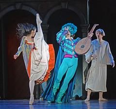 Nao Sakuma, Mathias Dingman (DanceTabs) Tags: ballet dance shakespeare brb hippodrome birminghamroyalballet