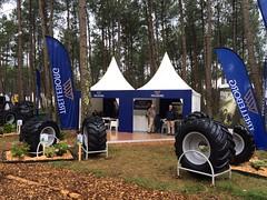 Trelleborg at FOREXPO 2016 (TrelleborgAgri) Tags: forestry tires trelleborg forexpo trelleborgtires pneusagricoles