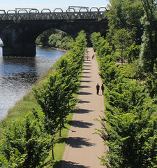 Miller Park River Walk